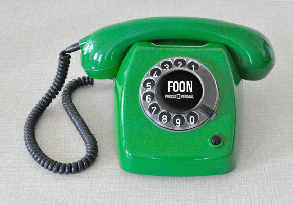Foon-groen