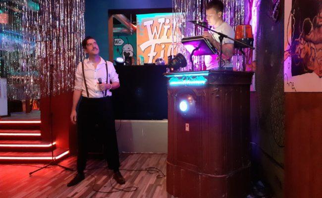 Poëzie Karaoke